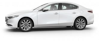 2021 Mazda 3 BP G20 Touring Sedan Sedan image 22
