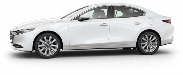 2021 Mazda 3 BP G20 Touring Sedan Sedan Mobile Image 22