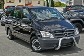 Mercedes-Benz Vito 113CDI Crew Cab 639 MY11