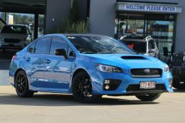 Subaru WRX Hyper Blue Lineartronic AWD V1 MY16
