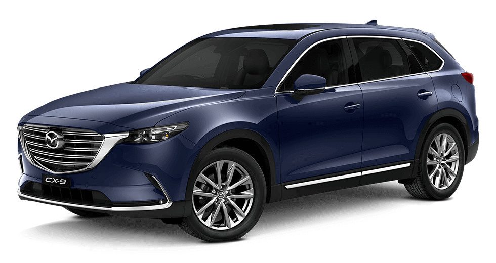 NEW MAZDA CX-9 GT | FWD