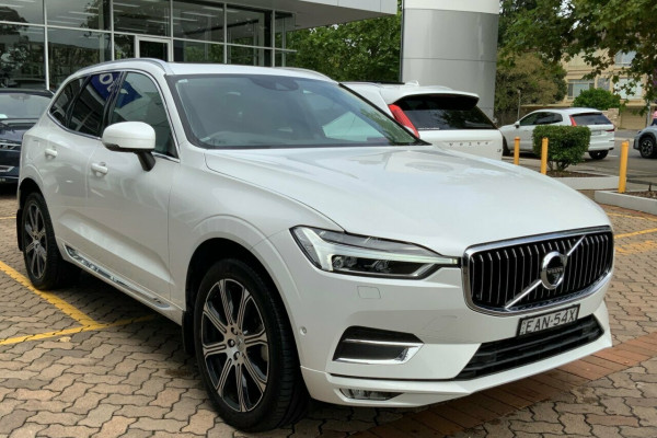 2018 MY19 Volvo XC60 246 MY19 D4 Inscription (AWD) Suv Image 3