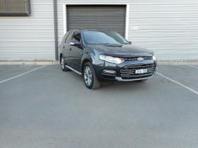 Ford Territory Titanium SZ