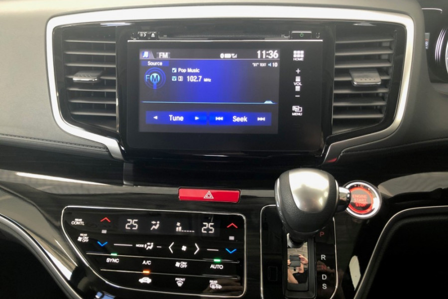 2019 Honda Odyssey 5th Gen VTi-L Van