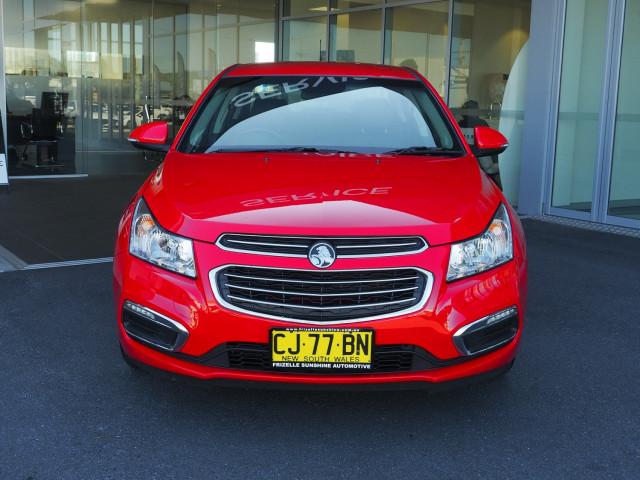 2016 Holden Cruze Vehicle Description. JH  II MY16 Z-SERIES SED SA 6SP 1.8I Sedan