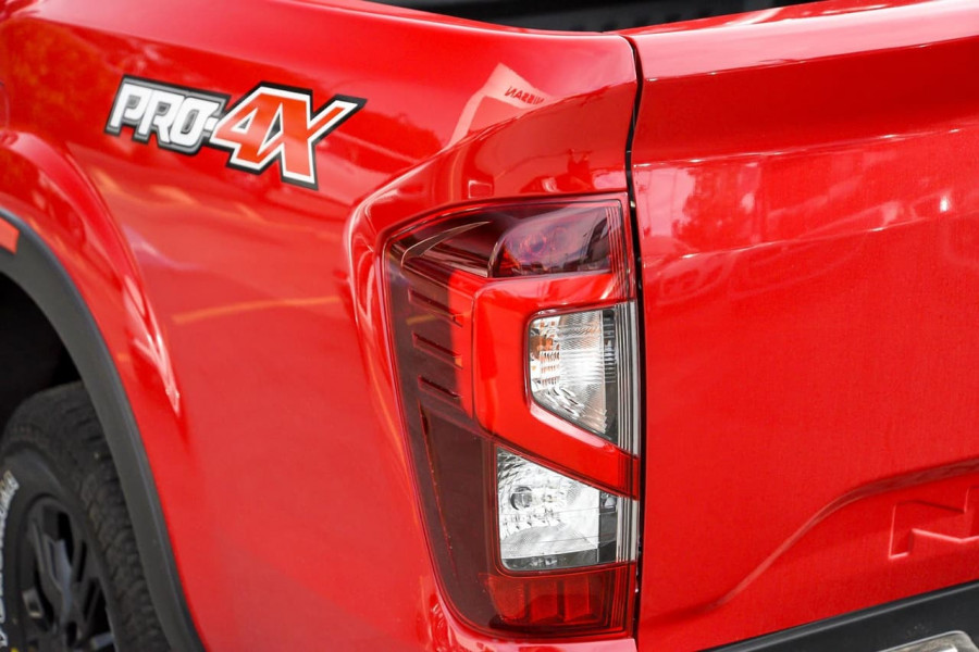 2021 Nissan Navara D23 PRO-4X Utility Image 20
