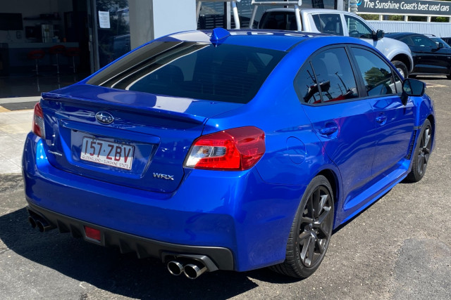 2019 MY20 Subaru WRX V1 Premium Sedan Image 3