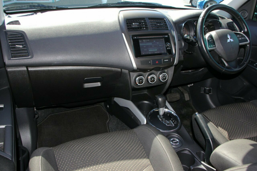 2013 Mitsubishi ASX XB MY13 Wagon