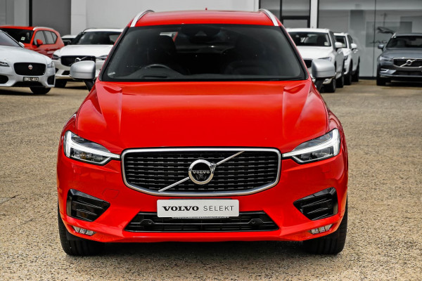 2017 Volvo XC60 (No Series) MY18 T6 R-Design Suv Image 2