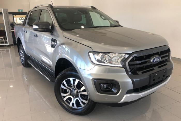 2019 MY19.75 Ford Ranger PX MkIII 2019.7 Wildtrak Utility