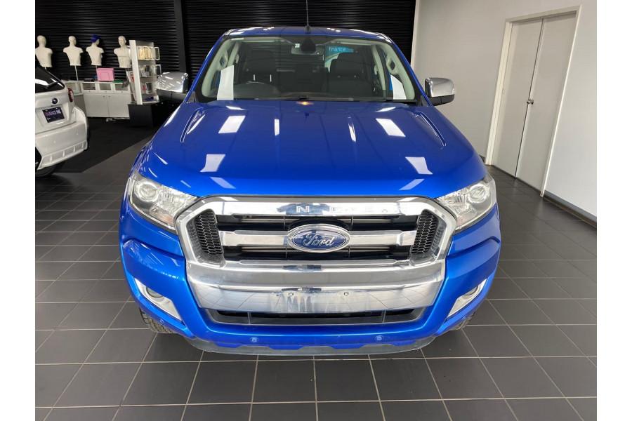 2018 Ford Ranger PX MkII  XLT Hi-Rider Utility