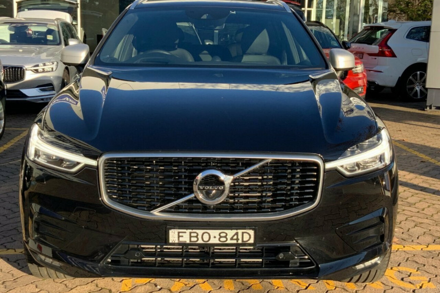 2018 MY19 Volvo XC60 246 MY19 D5 R-Design (AWD) Suv Mobile Image 2