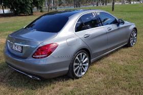 2016 MY07 Mercedes-Benz C250 W2 Sedan Sedan