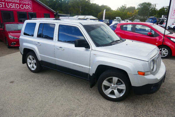 Jeep Patriot Limited MK