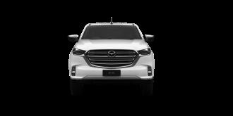 2020 MY21 Mazda BT-50 TF GT 4x4 Pickup Utility image 4