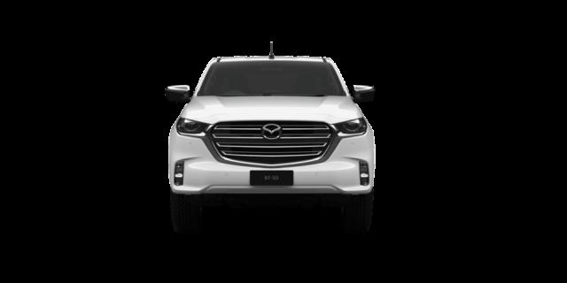 2020 MY21 Mazda BT-50 TF GT 4x4 Pickup Utility Mobile Image 4