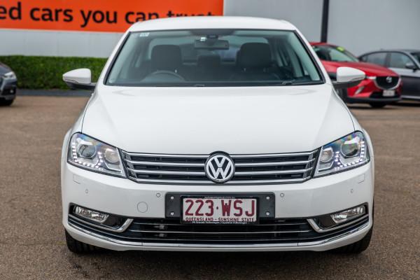 2014 MY15 Volkswagen Passat Type 3C  130TDI Highline Sedan