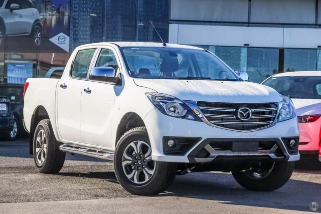 2019 Mazda BT-50 UR 4x4 3.2L Dual Cab Pickup XTR Utility