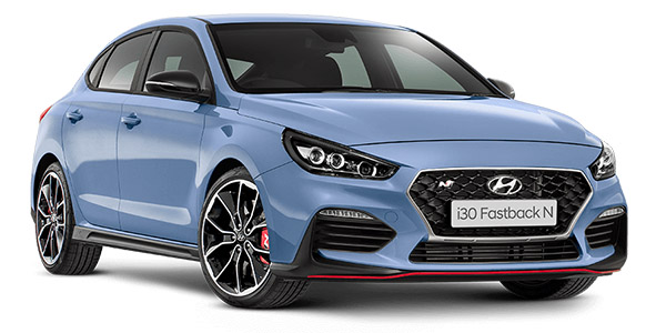 2019 MY20 Hyundai i30 PDe.3 N Performance Fastback Liftback