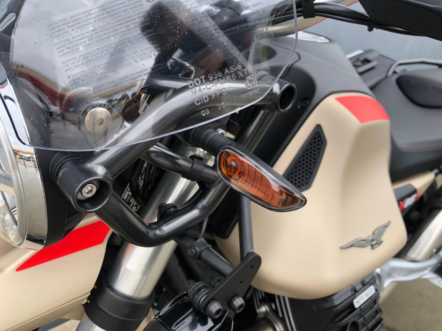 2020 Moto Guzzi V85TT Travel Motorcycle Image 8