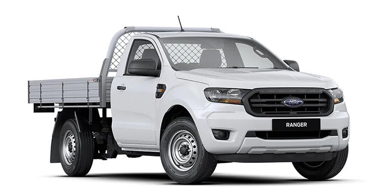 4x4 XL Super Cab Chassis