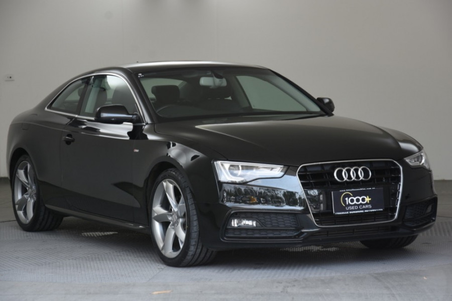 2014 MY15 Audi A5 8T MY15 (N5) (N5) Coupe