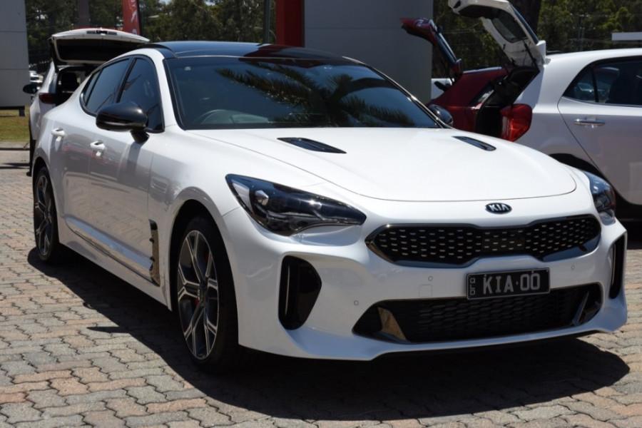 2019 MYon Kia Stinger CK GT Sedan