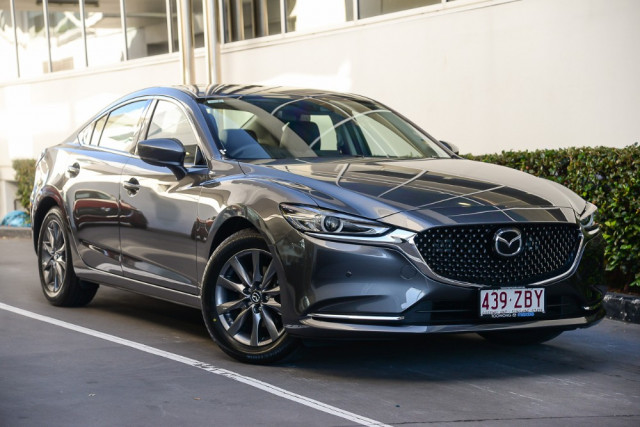2019 Mazda 6 GL Series Touring Sedan Sedan