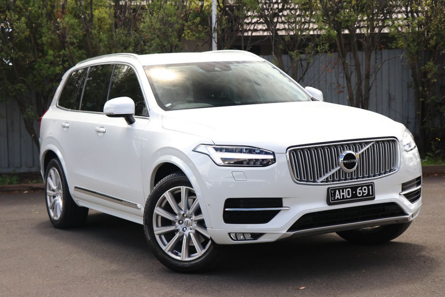 2015 Volvo XC90 (No Series) MY16 D5 Inscription Suv Mobile Image 1
