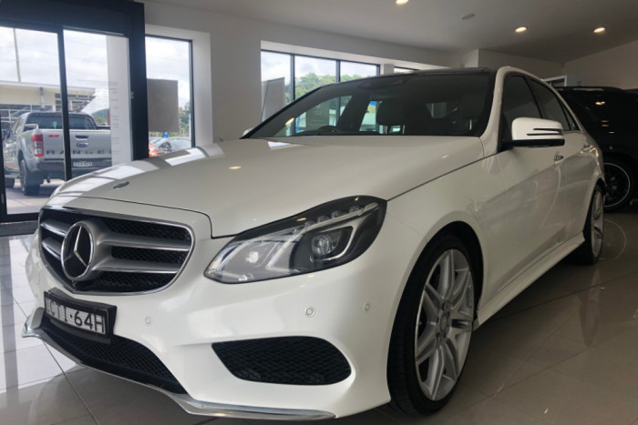 2014 Mercedes-Benz E Class E400 FL Sedan