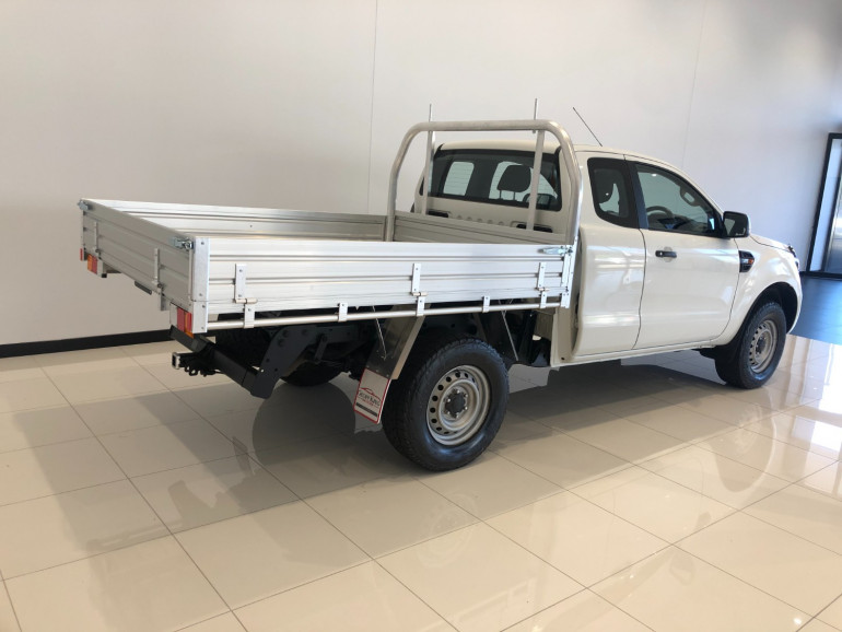 2015 Ford Ranger PX MkII Turbo XL 4wd x-cab chas Image 4