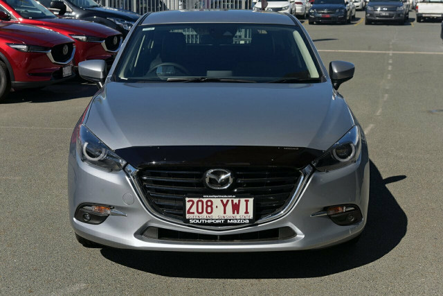2018 Mazda 3 BN Series SP25 GT Hatch Hatchback