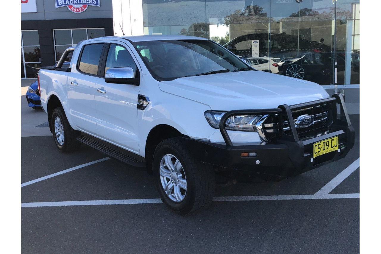2019 Ford Ranger PX MKIII 2019.00MY XLT Utility