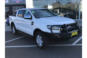 2019 Ford Ranger PX MKIII 2019.00MY XLT Utility Image 3