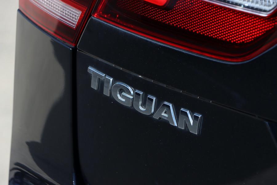 2016 MY17 Volkswagen Tiguan 5N  132TSI Comfrtline Suv Image 3