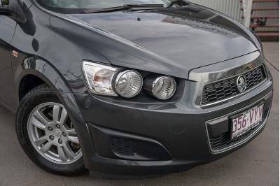 2015 Holden Barina TM MY15 CD Hatchback Image 3