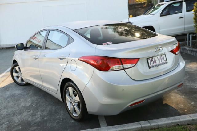 2012 Hyundai Elantra Elite