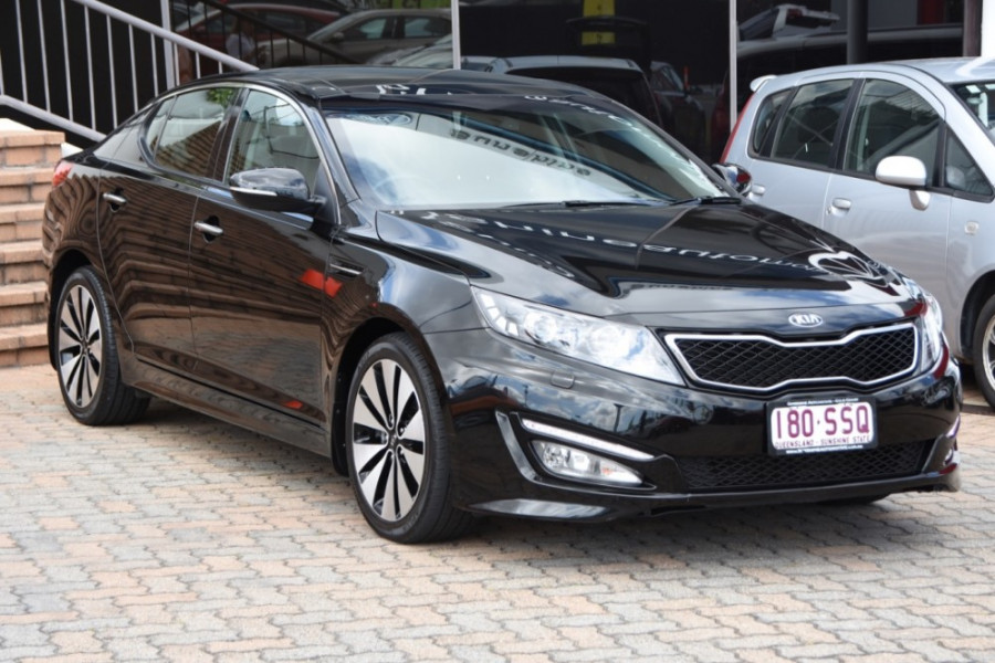 2012 Kia Optima TF Platinum Sedan