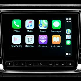 Apple Carplay & Android Auto Image