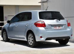 2010 Toyota Corolla ZRE152R MY10 Ascent Hatch Image 3