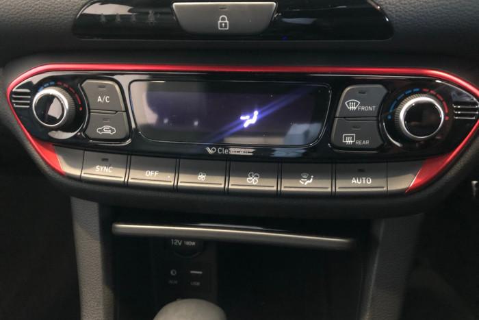 2017 Hyundai i30 GD4 Series II SR Hatchback