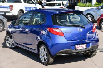 2009 Mazda 2 DE10Y1 Genki Hatchback Image 2