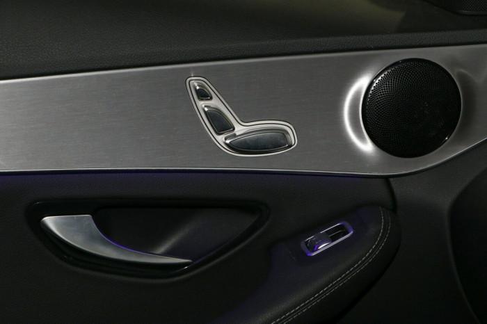 2020 MY50 Mercedes-Benz C-class W205 800+050MY C200 Sedan Image 5