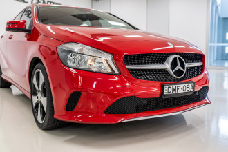 2017 MY08 Mercedes-Benz A-class W176  A200 d Hatchback Image 4