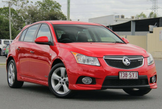 Holden Cruze SRi-V JH Series II MY13