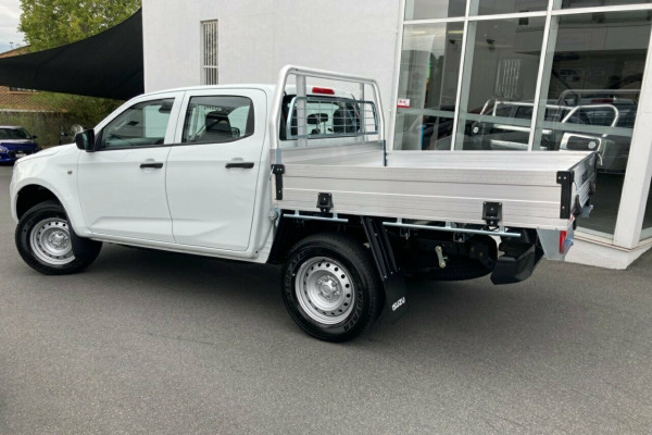 2020 MY21 Isuzu UTE D-MAX SX 4x4 Crew Cab Chassis Cab chassis Mobile Image 6