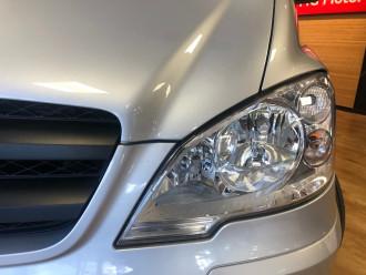 2015 Mercedes-Benz Valente 639 116CDI BlueEFFICIENCY Wagon Image 2