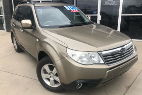 Subaru Forester X S3 MY09