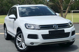 Volkswagen Touareg V6 TDI 4XMOTION 7P