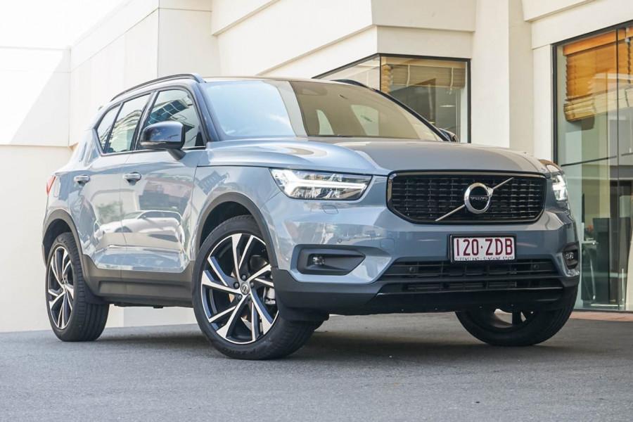 2019 Volvo XC40 XZ T5 R-Design Suv Mobile Image 1